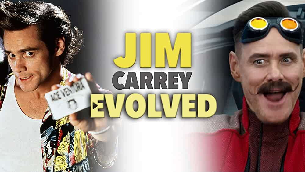 Chart Jim Carrey's On-Screen Evolution