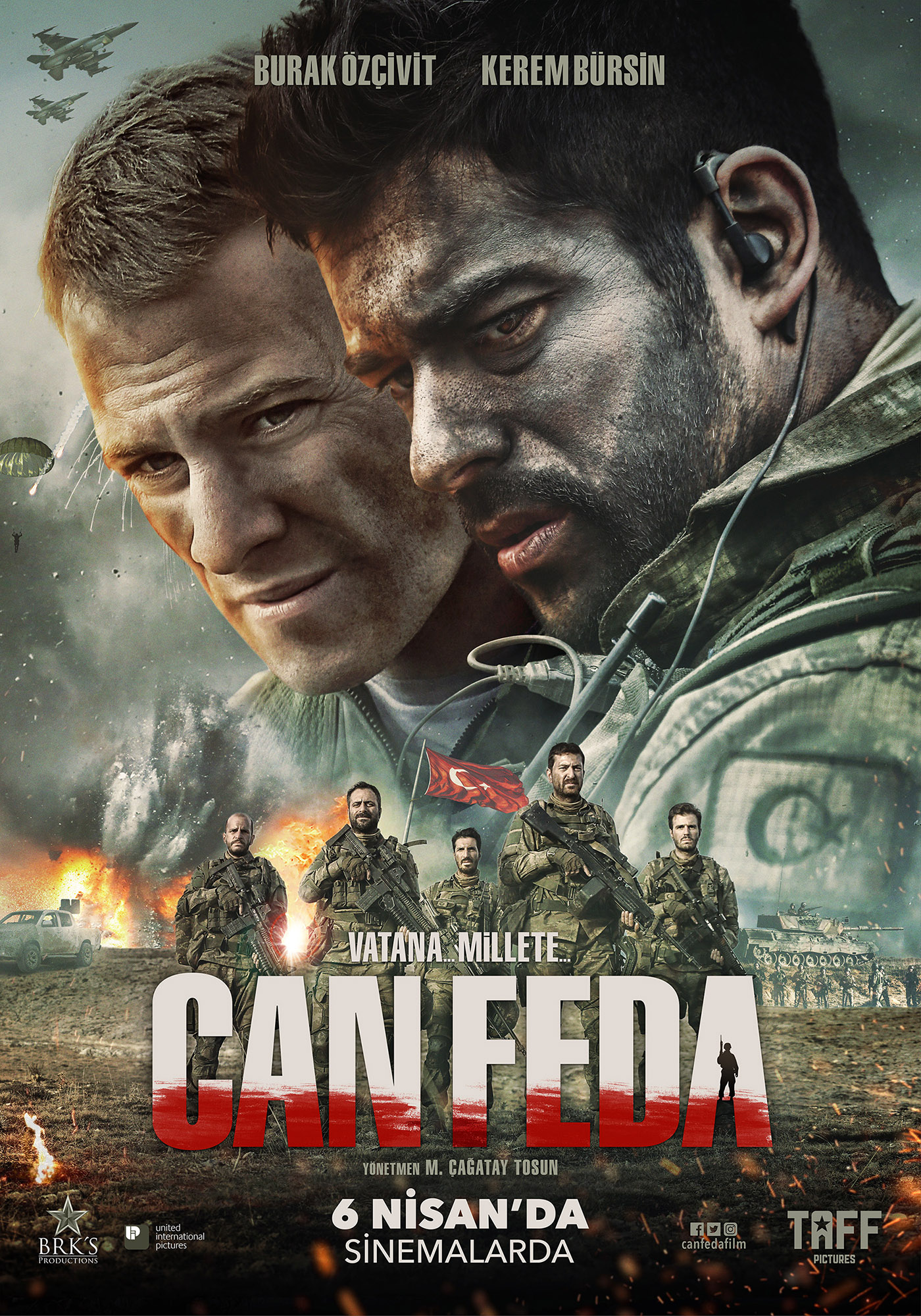 Can Feda izle