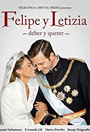 Felipe y Letizia Poster