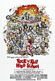 Rock 'n' Roll High School (1979) Poster - Movie Forum, Cast, Reviews