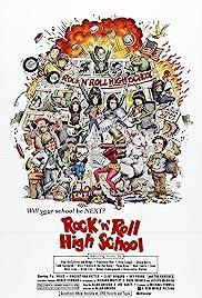 Rock 'n' Roll High School(1979) Poster - Movie Forum, Cast, Reviews