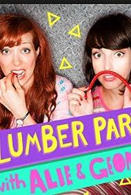Alie Ward and Georgia Hardstark in Slumber Party (2016)