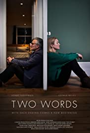 Two Words Poster