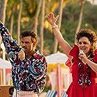 Rossana De León and Rodrigo Urquidi in Acapulco (2021)