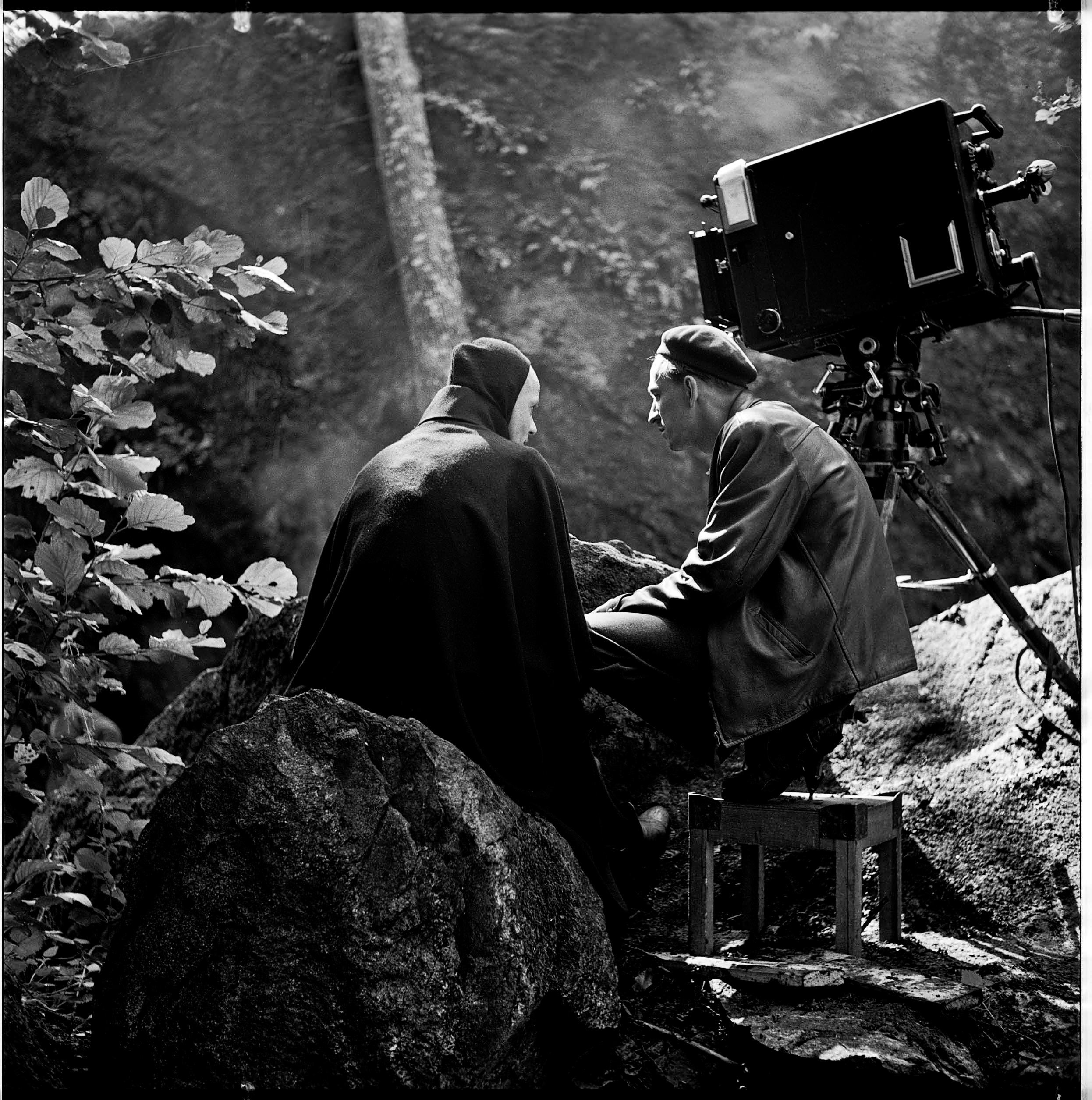 Ingmar Bergman in Bergman - ett liv i fyra akter (2018)