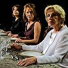 Fanny Ardant, Nathalie Baye, and Jeanne Moreau in Visage (2009)
