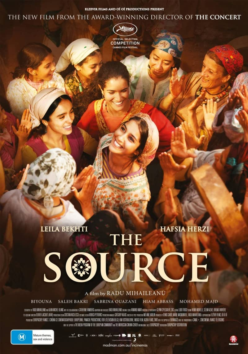 The Source (2011) Hindi Dubbed
