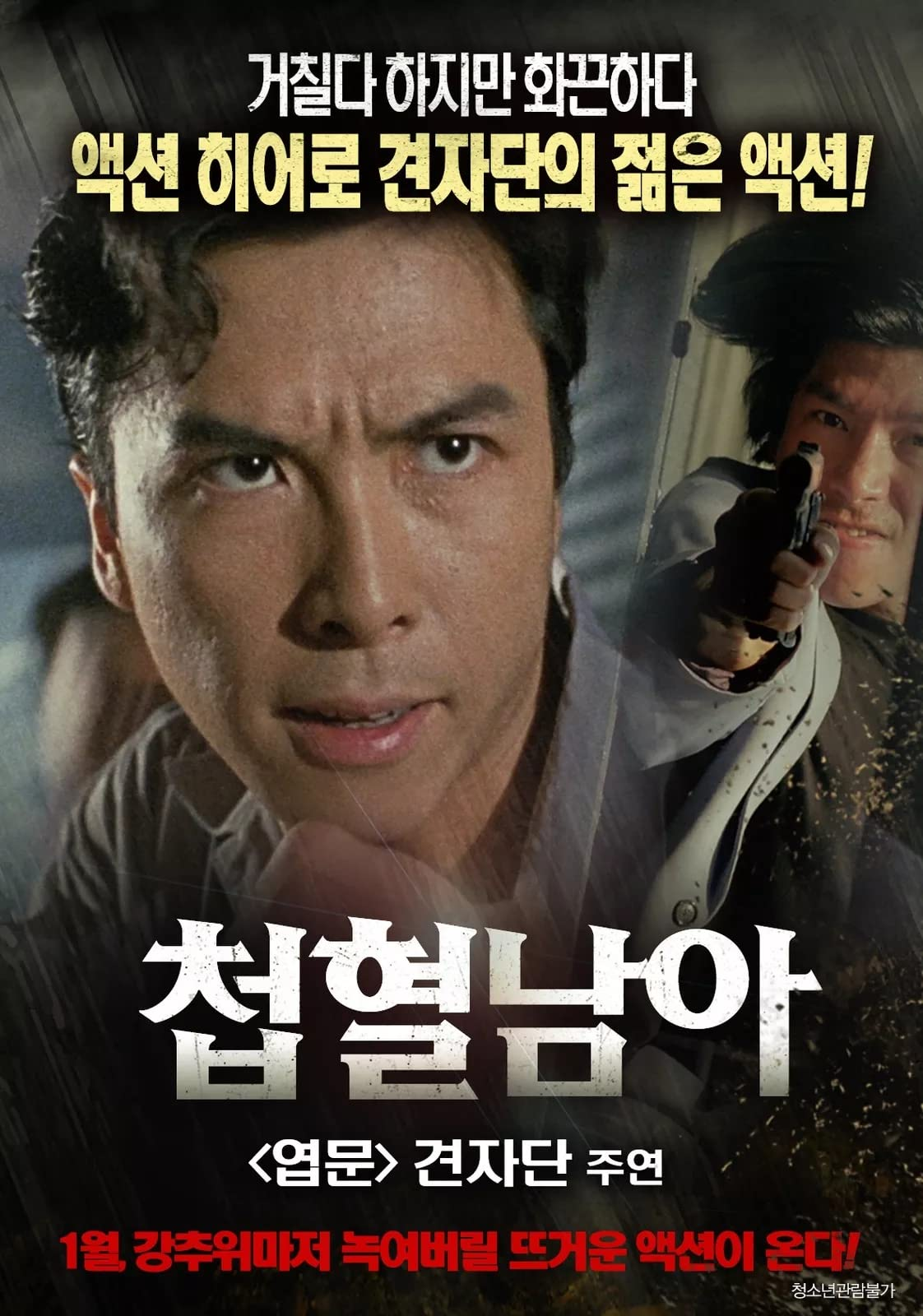 Asian Cop: High Voltage (1994) Hindi Dubbed