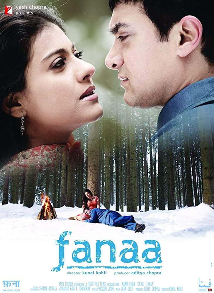 Fanaa 2006 Hindi 720p BluRay 1135MB Download