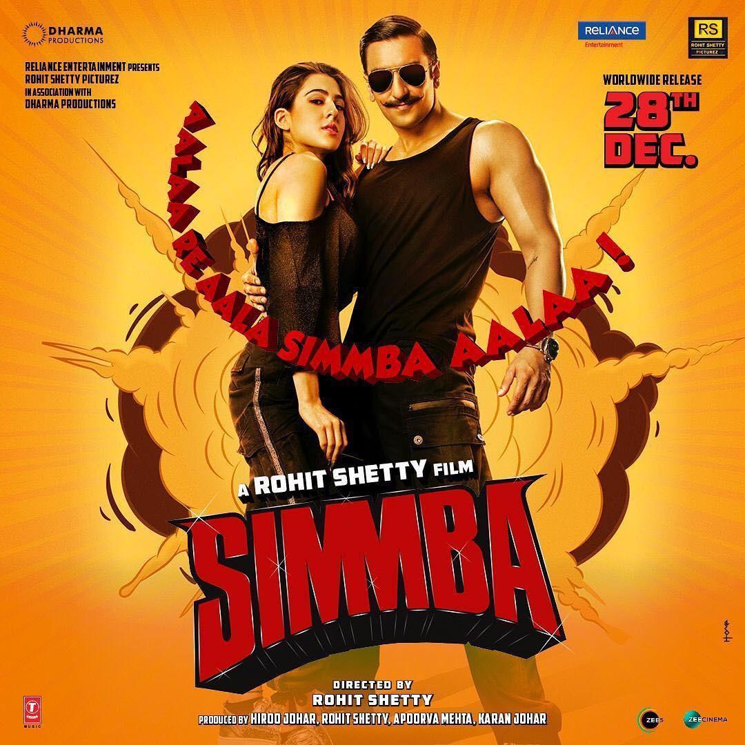 simba hindi movie songs download 2018