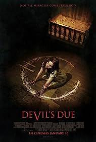 Devil's Due (2014) Poster - Movie Forum, Cast, Reviews