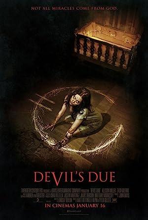 Devil's Due poster