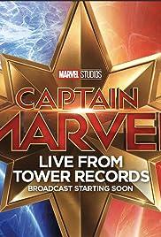 Captain Marvel Rocks! Poster