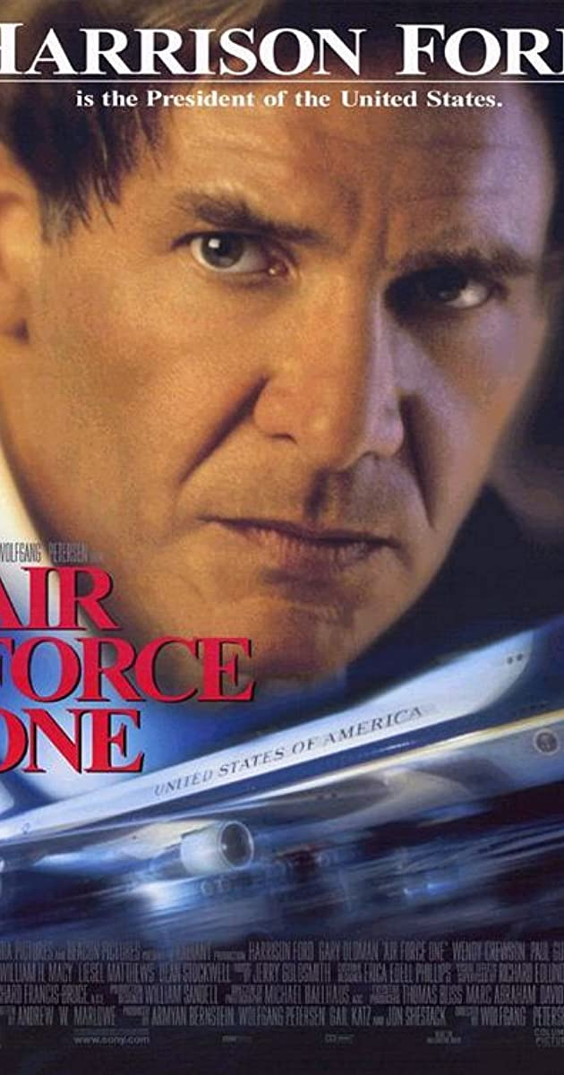 Air Force One 1997 Filming Production Imdb