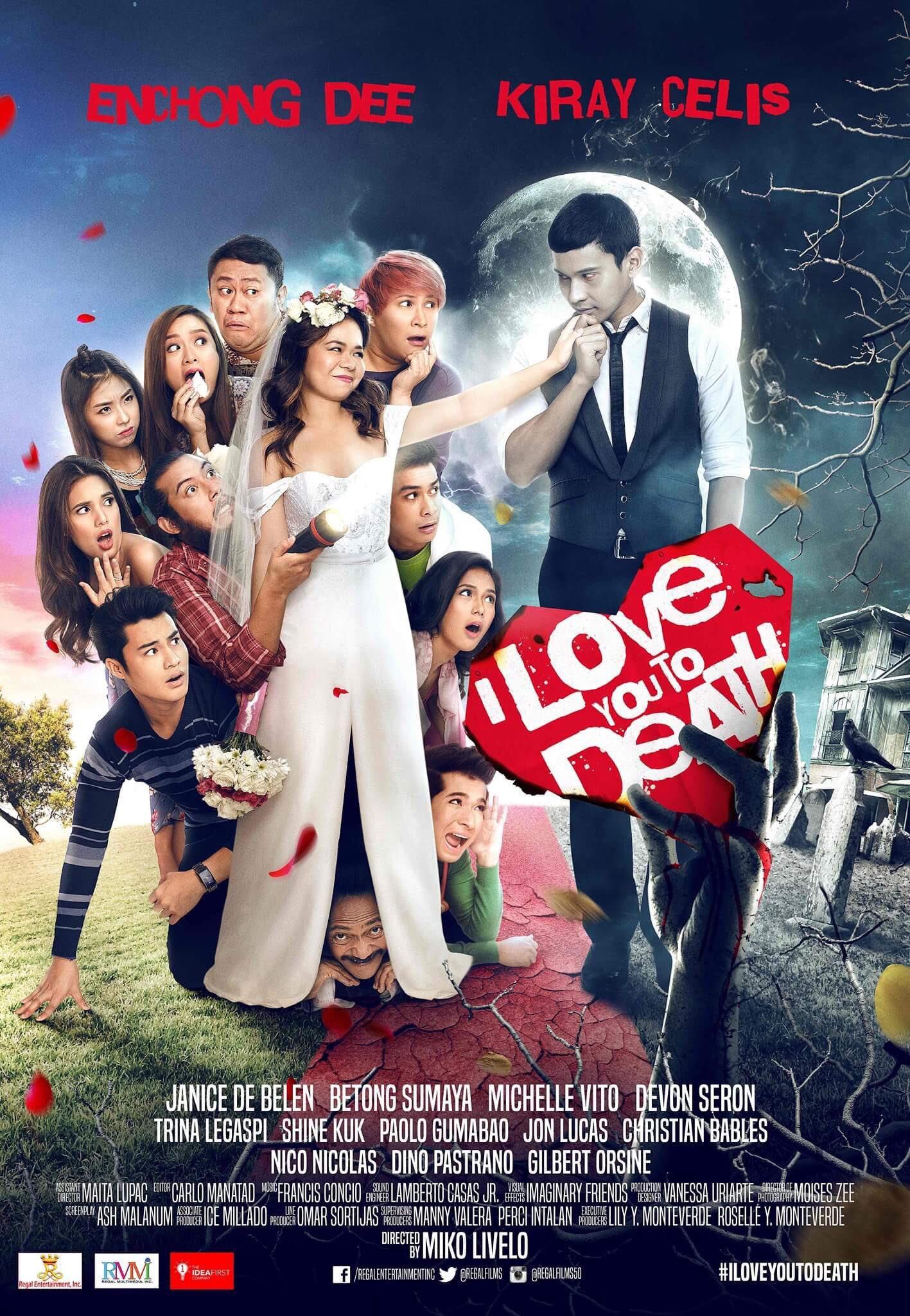 I Love You to Death (2016) - IMDb