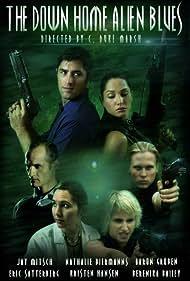 Jay Mitsch, Aaron Groben, Berenika Bailey, Eric Satterberg, and Nathalie Biermanns in The Down Home Alien Blues (2012)