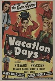 Vacation Days Poster