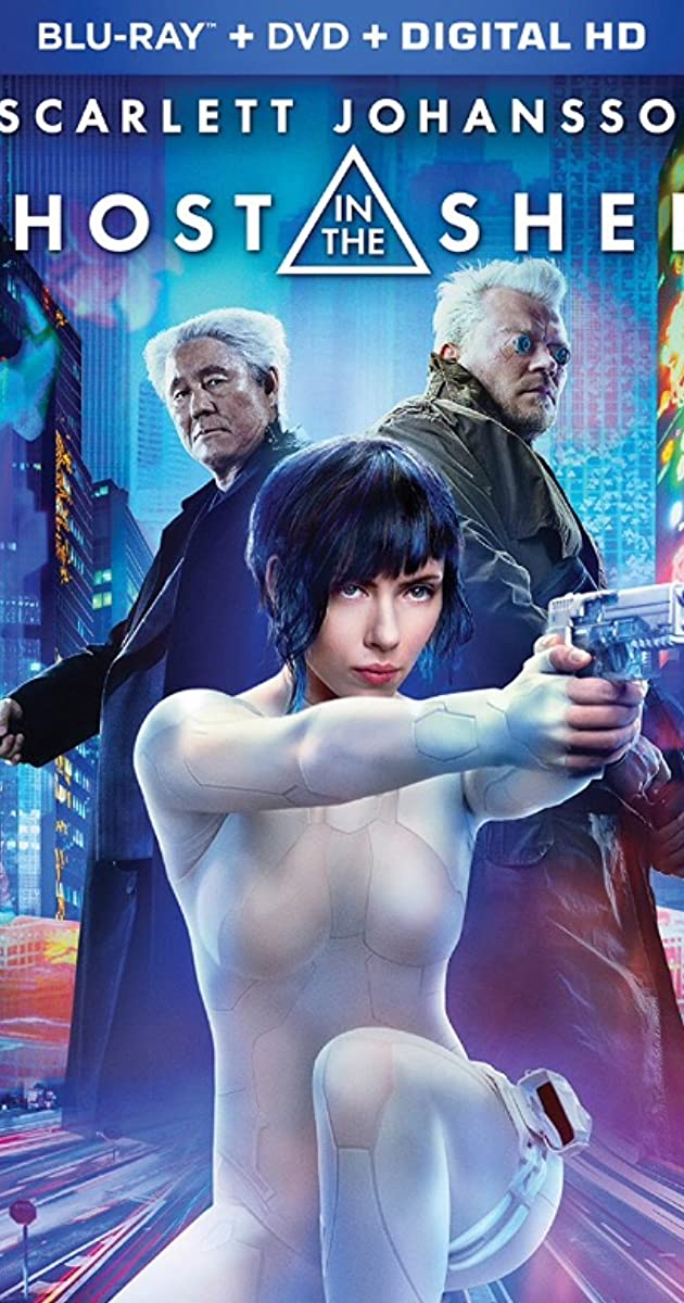 Ghost In The Shell Hard Wired Humanity Making Ghost In The Shell Video 2017 Imdb