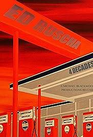 Ed Ruscha: 4 Decades Poster