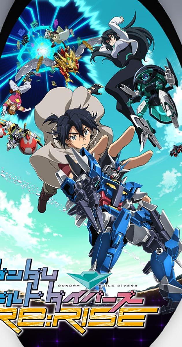 descarga gratis la Temporada 1 de Gundam Build Divers Re: Rise o transmite Capitulo episodios completos en HD 720p 1080p con torrent