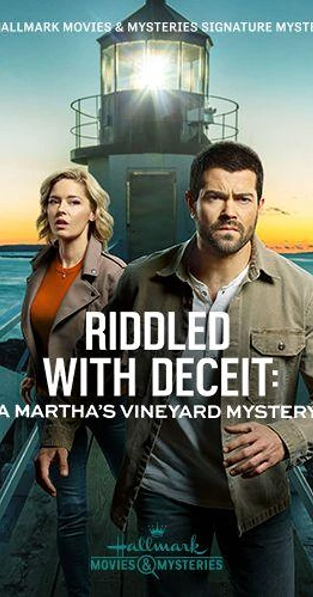 Riddled With Deceit A Martha S Vineyard Mystery Tv Movie