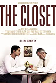 Bobby Soto and Fabian Martin in The Closet (2017)