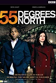 55 Degrees North Poster