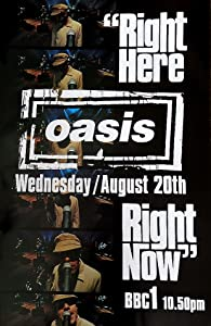 utorrent movies downloads Oasis: Right Here Right Now [Bluray]