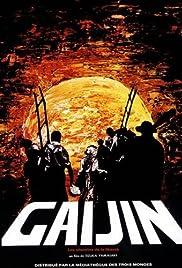Gaijin, a Brazilian Odyssey Poster