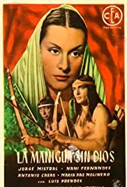 La manigua sin dios Poster