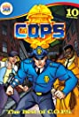 C.O.P.S. (1988) Poster