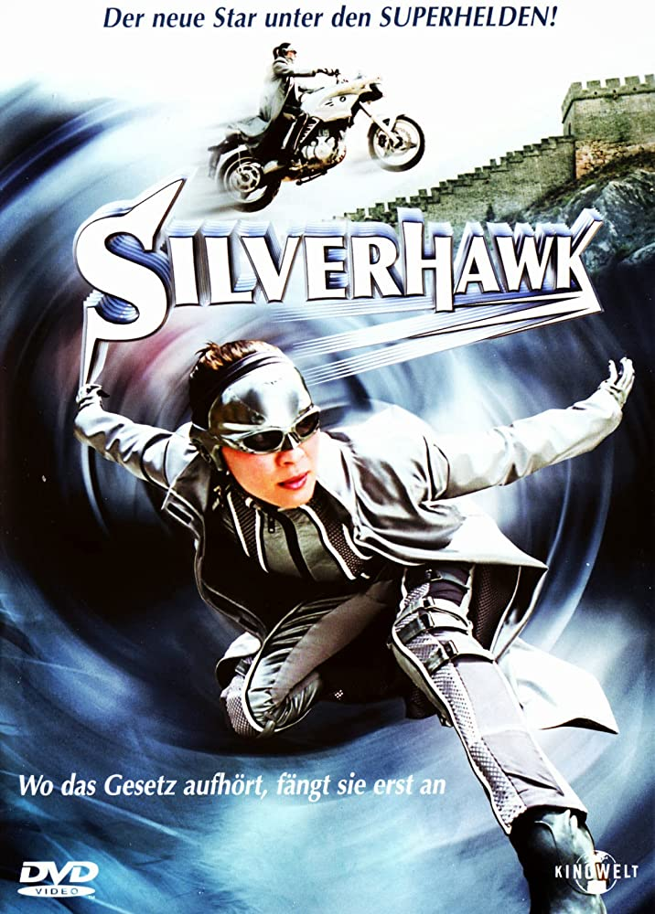 Silver Hawk Hindi Dubbed Full Movie Watch Online HD Print Free Download