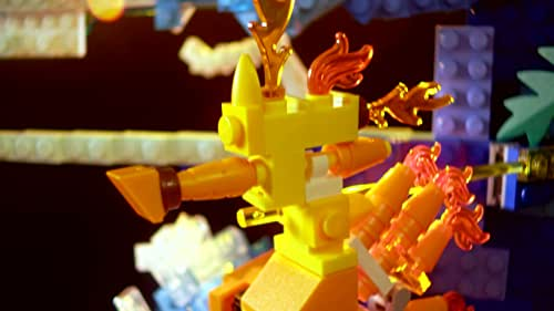 Lego Masters: Sam & Jessica Present Their Mermaid Build