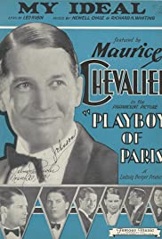 Playboy of Paris Poster