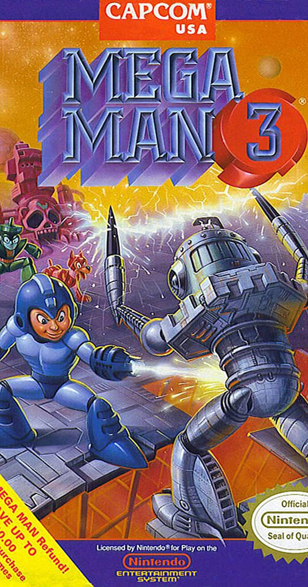 Mega Man 3 (Video Game 1990) - Connections - IMDb