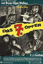 Das siebente Opfer(1964) Poster - Movie Forum, Cast, Reviews