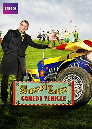 Where to stream Stewart Lee's Comedy Vehicle