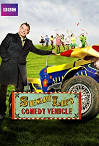 Primary photo for Stewart Lee's Comedy Vehicle