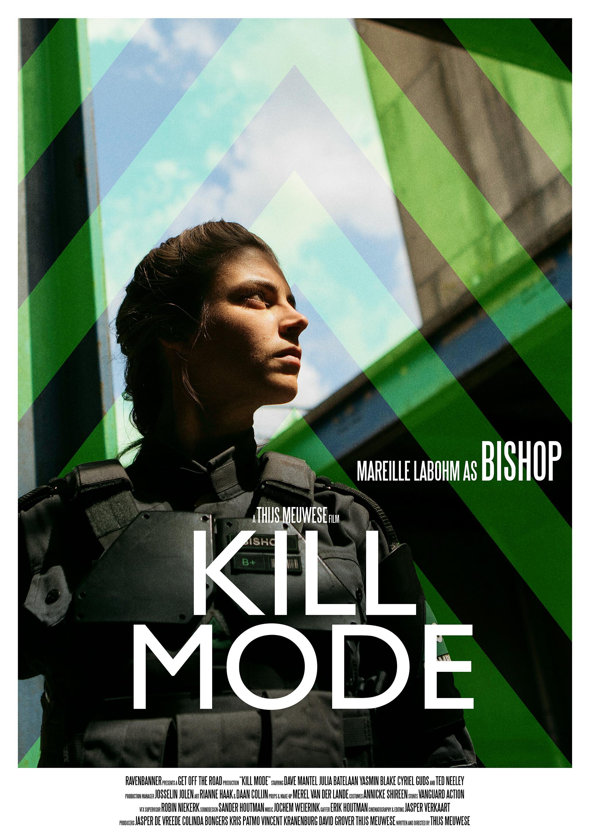 Mareille Labohm in Kill Mode (2020)