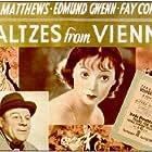Edmund Gwenn and Jessie Matthews in Waltzes from Vienna (1934)