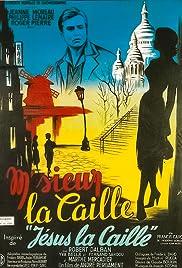M'sieur la Caille Poster