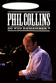 Phil Collins: Do You Remember? Poster