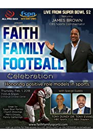 Faith, Family and Football with Tony Dungy live from Super Bowl 52