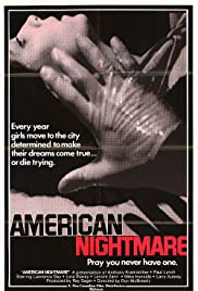 American Nightmare (1983) Poster - Movie Forum, Cast, Reviews