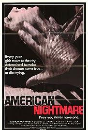 American Nightmare(1983) Poster - Movie Forum, Cast, Reviews