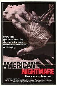 Watch online spanish movies American Nightmare [720pixels]