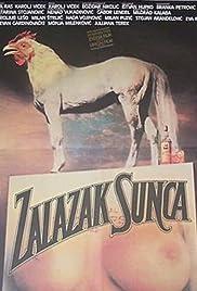 Zalazak sunca Poster