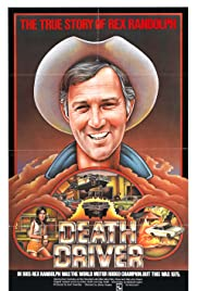 Death Driver Poster