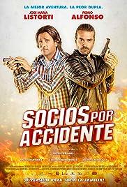 Socios por accidente Poster