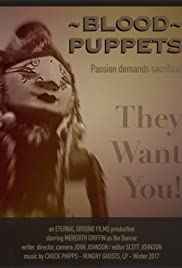 Blood Puppets Poster